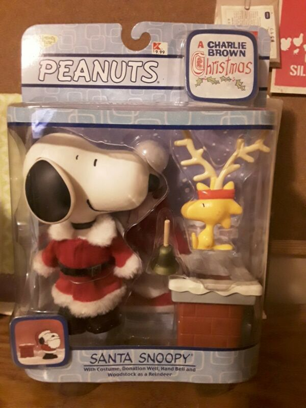Peanuts A Charlie Brown Christmas Santa Snoopy