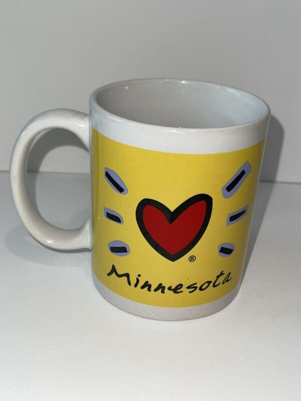 Luke-A-Tuke Minnesota Coffee Mug Souvenir