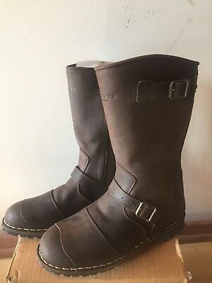 Belstaff Leather - Belstaff Pure Motorcycle Boots