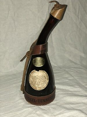 George Dickel Whiskey Decanter Bottle: Bar Decor (Decanter Decor)