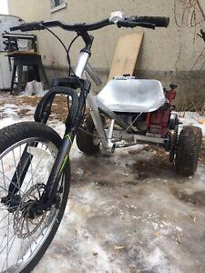 Homemade trike $400