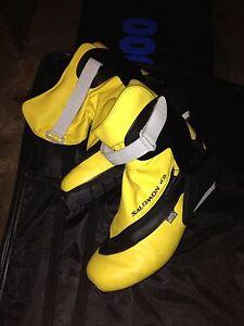 Salomon skate ski boots