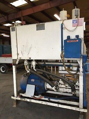 Rhm Hydraulic Power Unit 3000psi 210 Bar 40 Hp