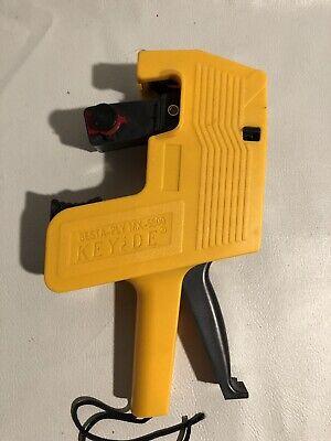 Motex Mx5500 Eos Price Gun 8 Digit