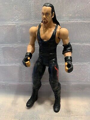UNDERTAKER WWE Wresting Action Figure 2010 Mattel  for sale  Shipping to India