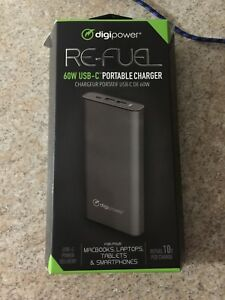 DIGIPOWEr 60W USB Portable Charger
