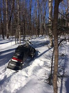 Unwanted snowmobiles