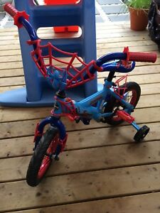 Spiderman Kids Bike $35