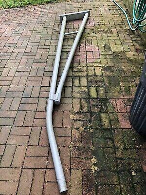 Street Light Arm Roadway Luminaire Arm Utility Pole Light Arm