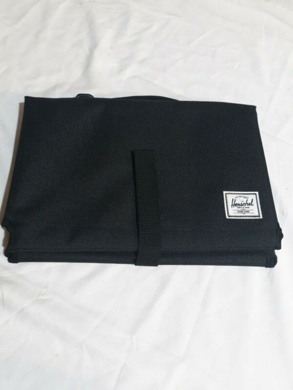 Herschel Supply Co Sprout Changing Baby Mat Black The Future Is Yours