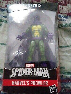Marvel Legends Prowler no BAF piece