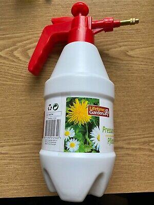Pumpsprühflasche Sprayflasche für Flächendesinfektion oder Bewässerung 1500ml