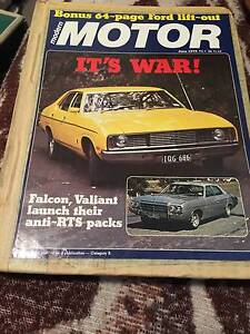 Car Magazines (Old Issues) Sinagra Wanneroo Area Preview