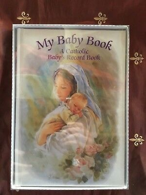 A catholic baby book