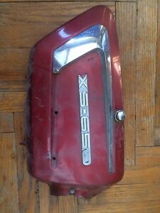 1972 Yamaha XS2 650 Right Side Cover