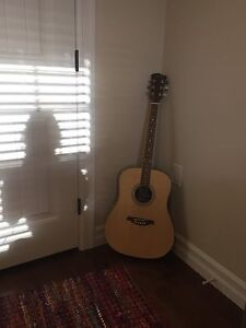 Brand new mint condition Acoustic guitar