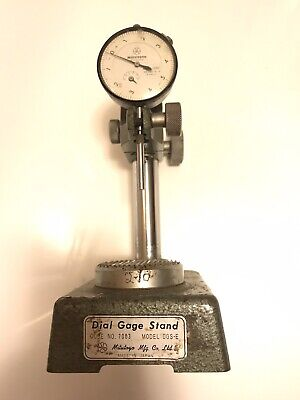 Mitutoyo Dial Gage Stand 7003 Comparator Stand Model Dgs-e