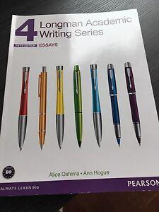 4th of Longman Academic Writing Series. Unused.