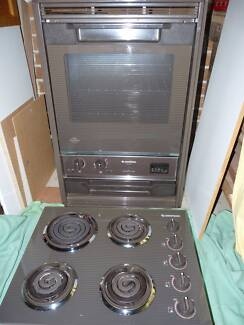 Electric Wall oven and cooktop - Simpson 2001 series Armidale City Preview