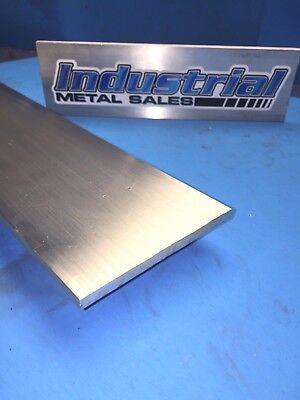 38 X 6 X 12-long 6061 T6511 Aluminum Flat Bar--.375 X 6 Mill Stock