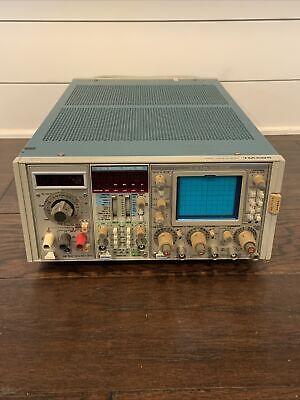 Tektronix Tm504 Power Supply Module W Dm 502 Dc 503a Sc 502 Oscilloscope