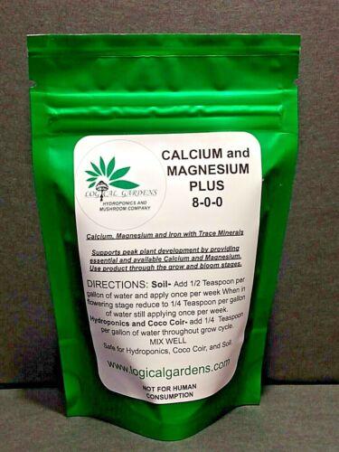 Cal-Mag, CALCIUM MAGNESIUM Plus 8-0-0 Hydroponics Coco Coir Soil Supplement
