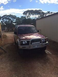 93 Pajero sale or swap Cambrai Mid Murray Preview