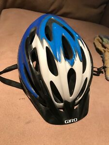 Giro adult bike helmet