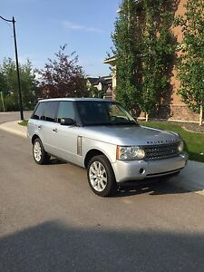 2007 Range Rover Supercharged HSE