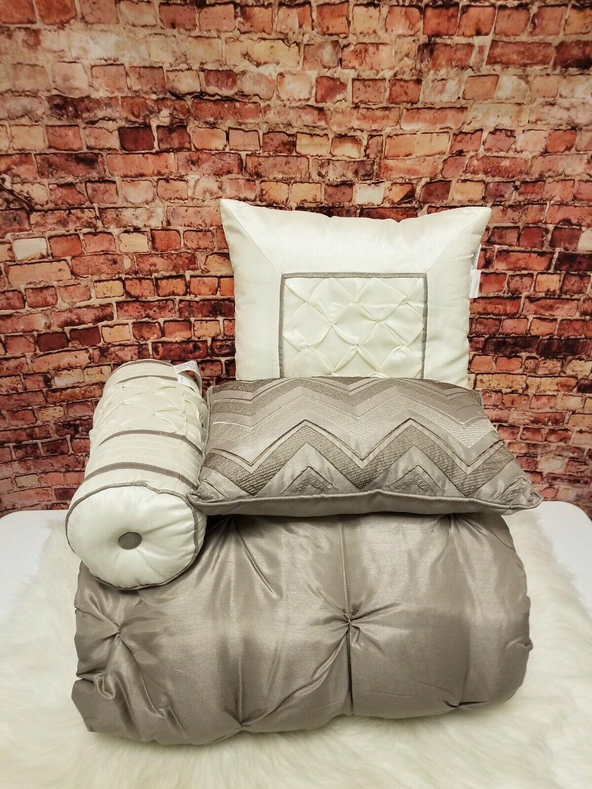 Madison Park Laurel Full Size Bed Comforter Set Bed In A Bag