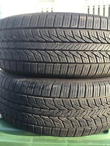 P225/50/18 inch All Season Tires / NEAR NEW / WICKED DEAL