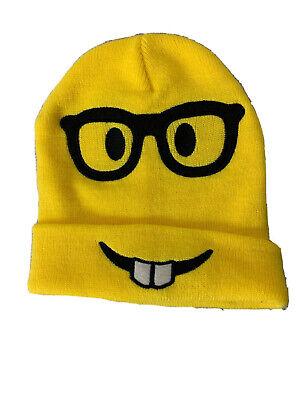Minion Despicable Me Yellow Beanie Hat Unisex