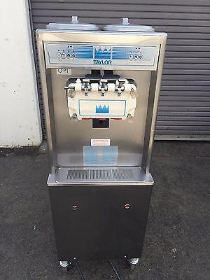 2011 Taylor 794 Soft Serve Frozen Yogurt Ice Cream Machine Warranty 3Ph Air