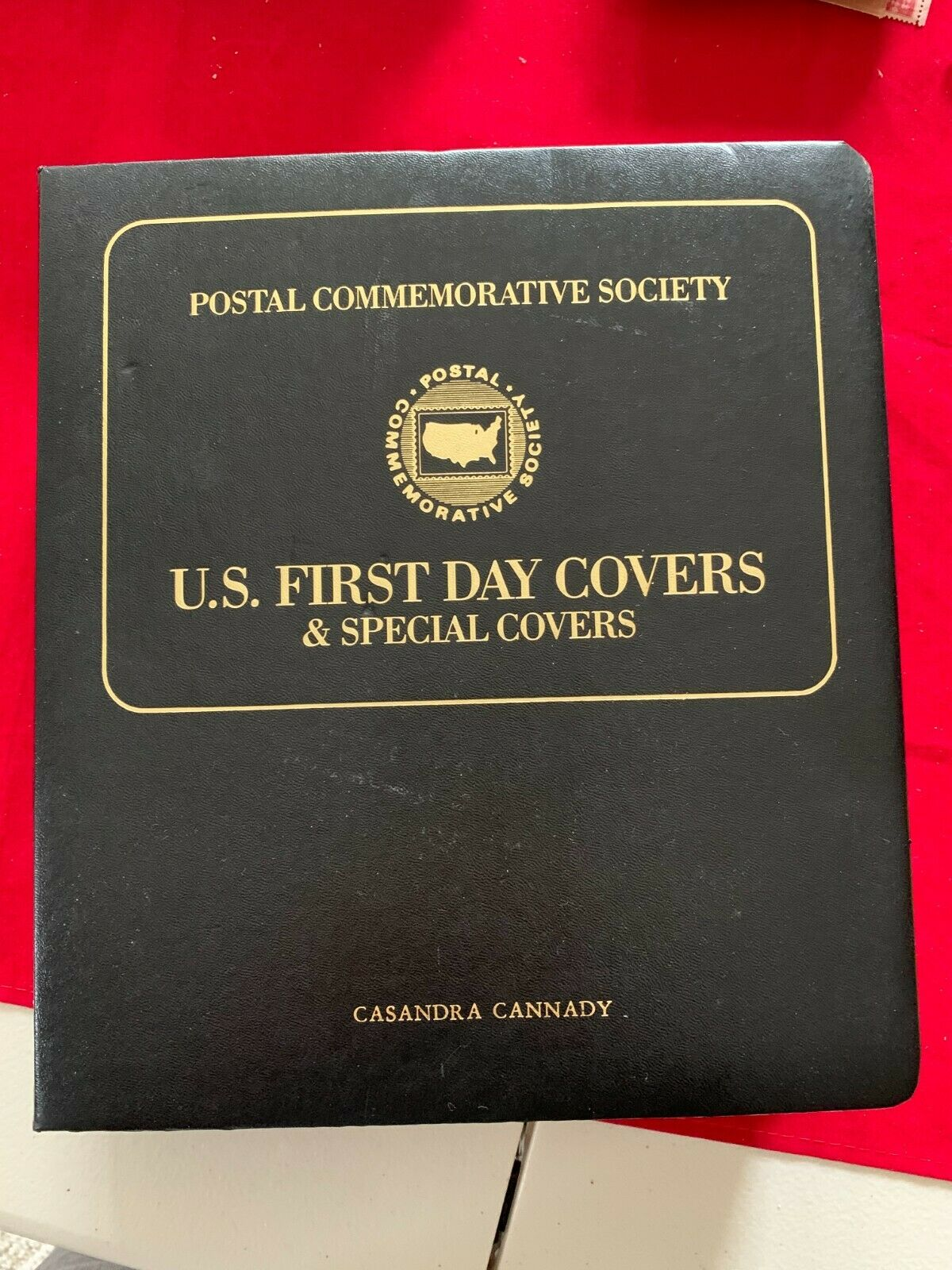 Us 1994-1995 Stamp First Day Cover In 1 Album 98 Covers - $38.00
