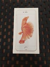 iPhone 6s Plus 128gb Unlocked Rose Gold **Brand New** Mount Gravatt Brisbane South East Preview