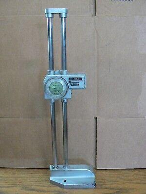 Mitutoyo No 192-111 Height Gauge Stand .001-12