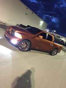 Dodge Ram sport fully loaded
