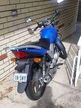 Honda CB125 E Hawthorn East Boroondara Area Preview