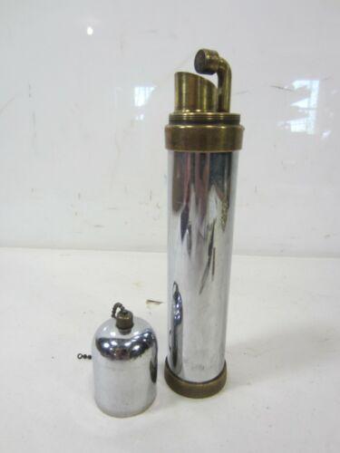 Vintage Harmic Mfg. Co. Alcohol Pocket Blow Torch