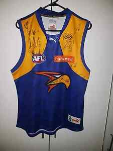 West coast eagles jersey Kenwick Gosnells Area Preview