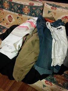 LADIES CLOTHING ASSORTED SIZE 10 Wilsonton Toowoomba City Preview