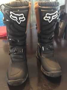 Youth Fox Dirt Bike Boots