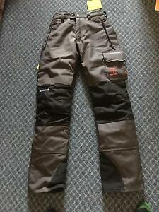 Pfanner gladiator chainsaw pants Glenelg Holdfast Bay Preview