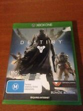 Destiny for Xbox one Valley View Salisbury Area Preview