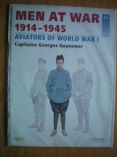 MEN AT WAR No 67 - 1914-1945 AVIATORS OF WORLD WAR I 2000