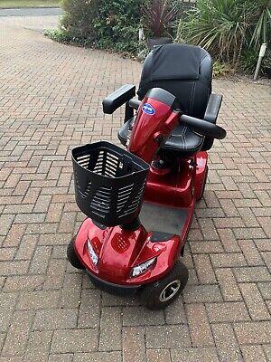 invacare leo mobility scooter 4mph