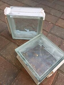 Glass blocks used