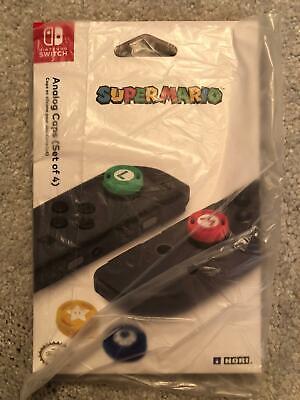 HORI Analog Caps - Super Mario Edition for Nintendo Switch