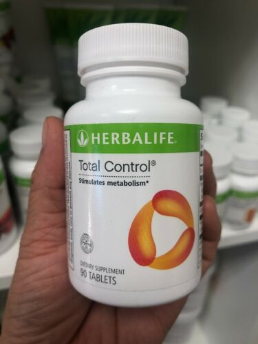 herbalife total control stimulates Metabolism Dietary Supplement EXP 2022