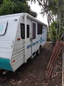 2002  Jayco Family Van Koongal Rockhampton City Preview